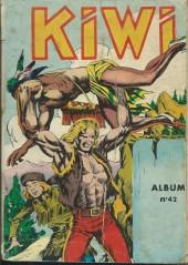 Kiwi -Rec042- Album N°42 (du n°202 au n°205)
