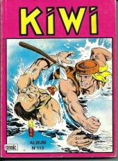 Kiwi -REC115- Album N°115 (du n°447 au n°449)