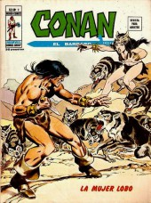 Conan (Vol. 2) -9- La Mujer Lobo