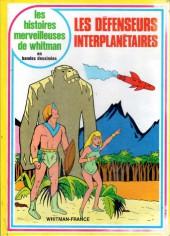 Les histoires merveilleuses de Whitman en bandes dessinées - Les défenseurs interplanétaires