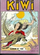 Kiwi -REC102- Album N°102 (du n°408 au n°410)