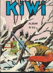 Kiwi -REC063- Album N°63 (du n°287 au n°290)