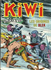 Kiwi -REC061- Album N°61 (du n°279 au n°282)