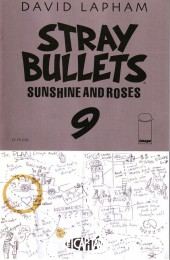 Stray Bullets: Sunshine & Roses (2015) -9- Change of plans