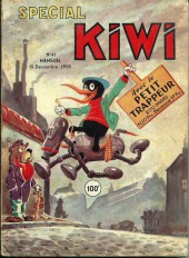 Kiwi -41- La mystérieuse caravane