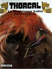 Thorgal -1d06- La Magicienne trahie