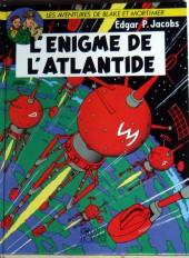 Blake et Mortimer (Les Aventures de) -7b1998- L'Enigme de l'Atlantide