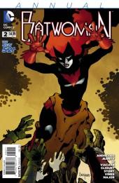 Batwoman (2011) -AN02- Medieval Times
