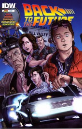 Back to the Future (2015) -1- Untold Tales and Alternate Timelines