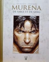 Murena (Le Soir) -2Livre II- De sable et de sang