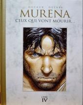 Murena (Le Soir) -4Livre IV- Ceux qui vont mourir