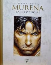 Murena (Le Soir) -5Livre V- La déesse noire