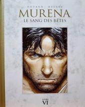 Murena (Le Soir) -6Livre VI- Le sang des bêtes