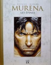 Murena (Le Soir) -9Livre IX- Les épines