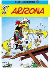 Lucky Luke (en anglais) -355- Arizona