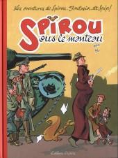 Spirou et Fantasio (Une aventure de.../Le Spirou de...) -HS1a15- Spirou sous le manteau