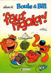 Boule et Bill -03- (Publicitaires) -23Chamois- 'faut rigoler !