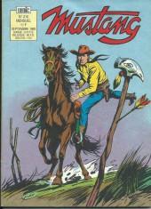 Mustang (Semic) -210- Numéro 210