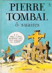 Pierre Tombal -5a2002- Ô suaires