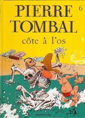 Pierre Tombal -6a2004- Côte à l'os