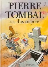 Pierre Tombal -7a2005- Cas d'os surprise