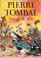 Pierre Tombal -9a2001- Voyage de n'os