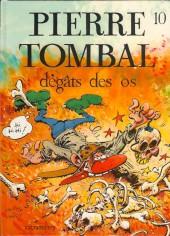 Pierre Tombal -10a2002- Dégâts des os