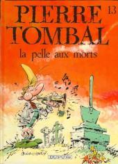 Pierre Tombal -13a2002- La pelle aux morts