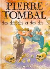Pierre Tombal -14a2005- Des décédés et des dés
