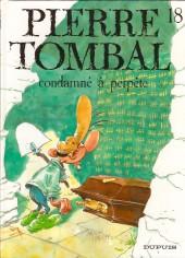 Pierre Tombal -18a2004- Condamné à perpète