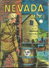 Nevada (LUG) -47- Numéro 47