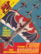Pif (Gadget) -793- L'avion boomerang