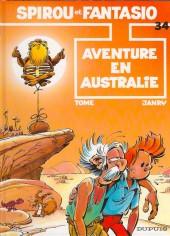 Spirou et Fantasio -34d04- Aventure en Australie