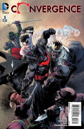 Convergence (2015) -3- Time Bomb