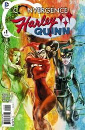Convergence Harley Quinn (2015) -1- Down The Rabbit Hole