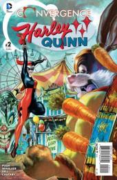 Convergence Harley Quinn (2015) -2- Rabbit Season