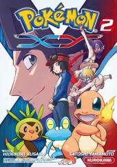 Pokémon : XY -2- Tome 2