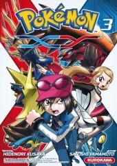 Pokémon : XY -3- Tome 3