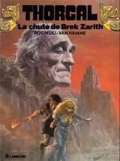 Thorgal -6a1984- La chute de Brek Zarith