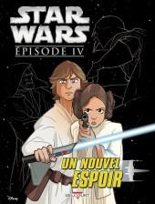 Star Wars (Delcourt / Disney) -4- Épisode IV - Un nouvel espoir