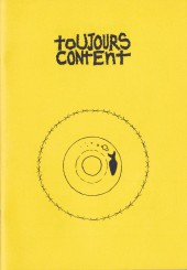 Toujours content - Tome 4