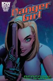 Danger Girl: Renegade (2015) -2- Renagade #2
