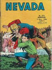 Nevada (LUG) -179- Numéro 179