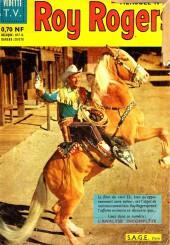 Roy Rogers, le roi des cow-boys (3e série - vedettes T.V) -15- L'analyse incomplète