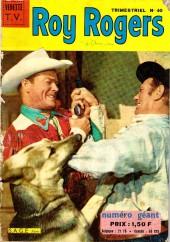 Roy Rogers, le roi des cow-boys (3e série - vedettes T.V) -40- Numéro 40