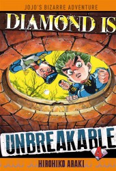 Jojo's Bizarre Adventure - Diamond is unbreakable -4- Yukako Yamagishi est amoureuse