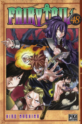 Fairy Tail -48- Tome 48