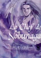 Le chef de Nobunaga -8- Tome 8