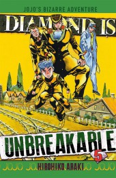 Jojo's Bizarre Adventure - Diamond is unbreakable -5- Allons manger italien