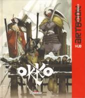 Okko -HS- Artbook, 10 ans de dessins